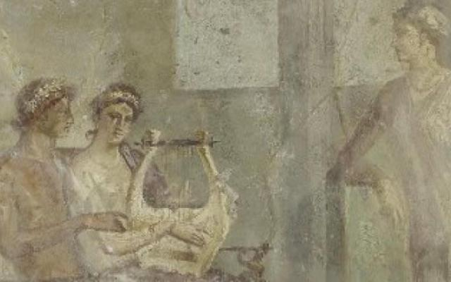 image representing graduate workshop in ancient greek and roman music