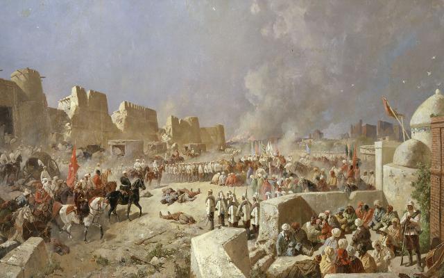 Russia 1868, Samarkand