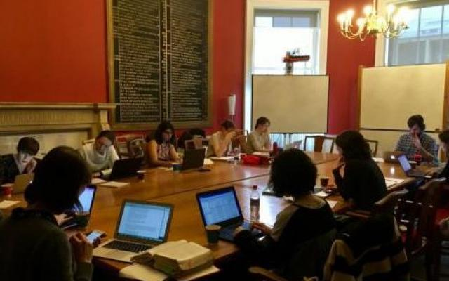 TORCH academic writing group
