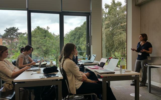 Digital Humanities Workshop