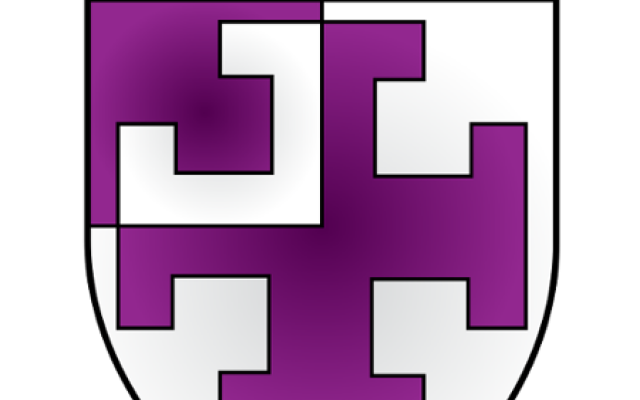 st cross coat of arms