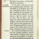 Luc de Clapiers, marquis de Vauvenargues, Introduction à la connaissance de l'esprit humain (Paris, 1746), p.98, with marginalia by Voltaire.