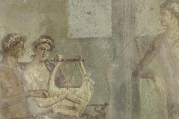 image representing graduate workshop in ancient greek and roman music