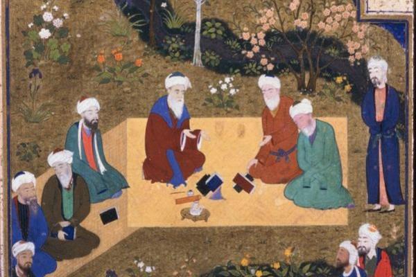 garden of poets