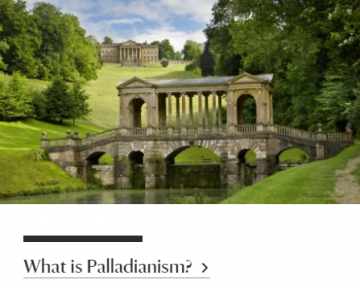 What is Palladianism?