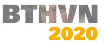 Beethoven 2020 logo