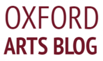 Oxford Arts Blog