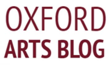 Oxford Arts Blog
