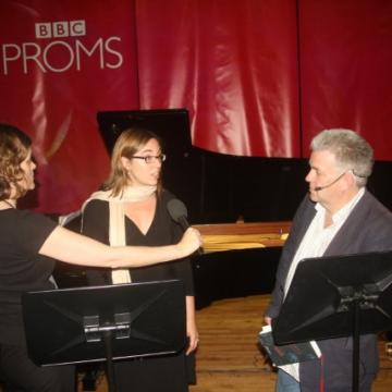 At the Proms with Ian McMillan