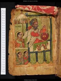 david ethiop psalter