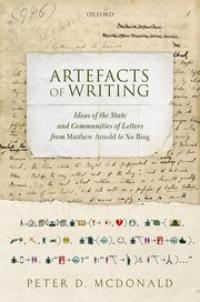 Artefacts of Writing cover