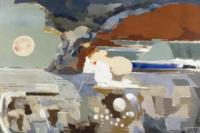 The Battle of Germany: Paul Nash, used under the Imperial War Museum non-commercial licence.