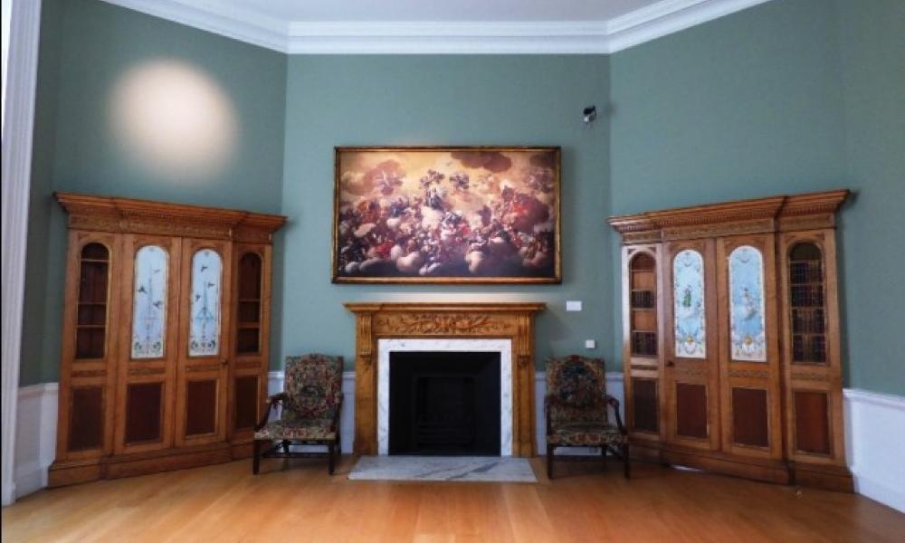 The Room at Compton Verney Art Gallery and Museum