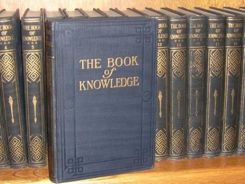 A Collection of the Books of Knowledge